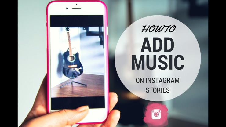 HOW TO ADD MUSIC TO INSTAGRAM STORIES – USA