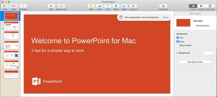 How to Create a Keynote Presentation on Your Mac | Top Article