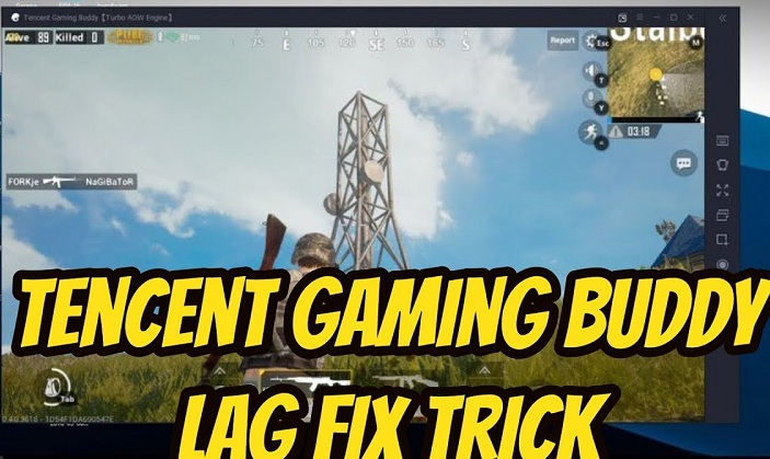 How to Troubleshoot Tencent Gaming Buddy Lagging and Low FPS Issue